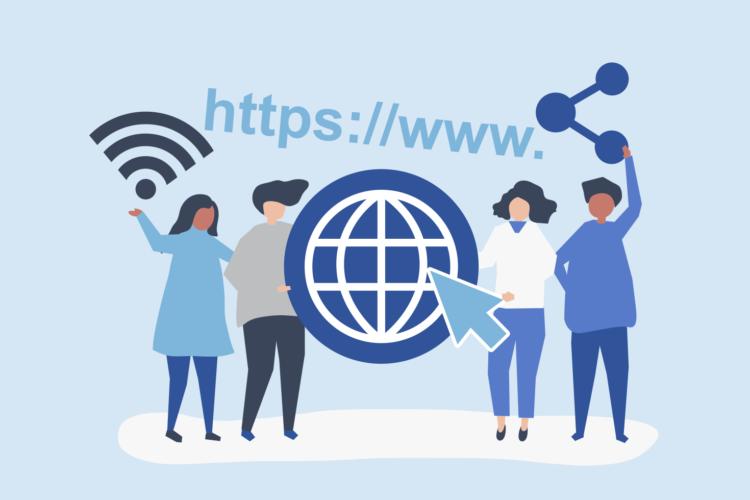 HTTPS zabezpečení webu