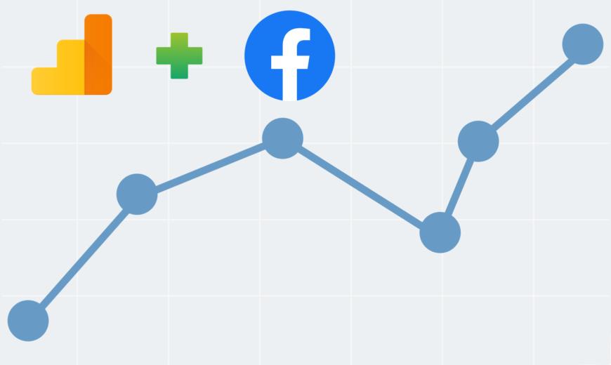 Využijte data z Google Analytics pro reklamy na Facebooku
